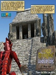 World of Neverquest - Lands of Lore Episodes 1-4 | 3D Porn Comics