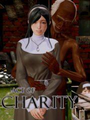 KainHauld - Act Of Charity | 3D Porn Comics