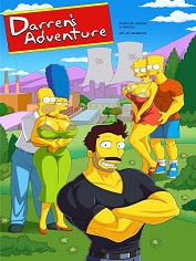 Arabatos - Darren's Adventure - The Simpsons | Sex & Porn Comics