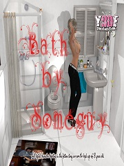 Y3DF – Bath by Someguy | 3D Incest Porn Comics