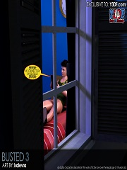 Y3DF - Busted 3 | Free 3D Incest Porn Comics Online