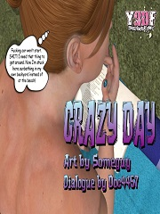 Y3DF – Crazy Day – Mom Son Incest | 3D Porn Comics