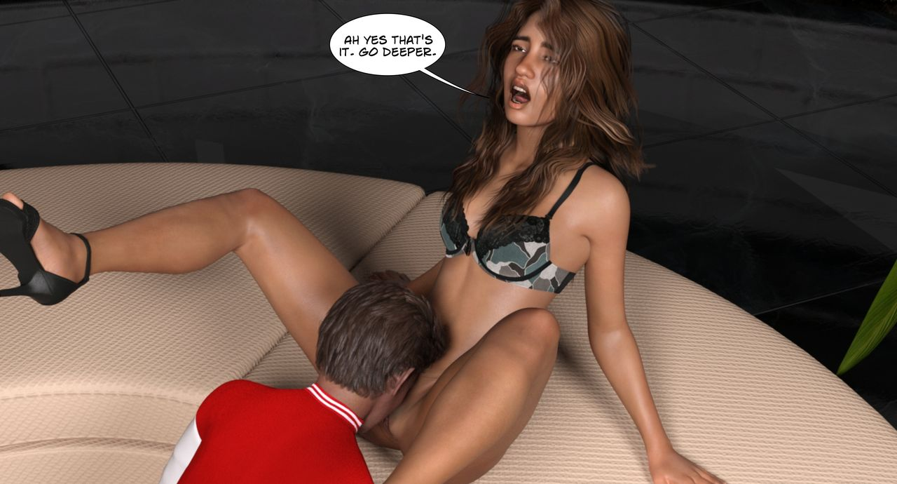 3d comic slut wife invites boss home cuckold watches part 3 1