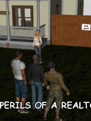 The Perils Of Realtor – 3D Porn Comics
