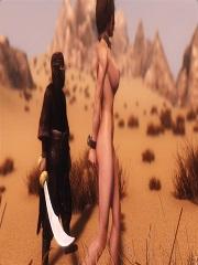 Skyrim – Latifa's Story | 3D Porn Comics