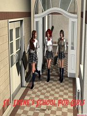 Fasdeviant – St. Irene's School for Girls – Chapter 1 | 3D Porn Comics