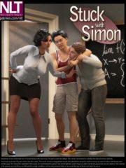 NLT Media – Stuck With Simon | 3D Porn Comics