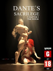 ComicSANGms – Dantes Sacrilege – Guro | 3D Porn Comics