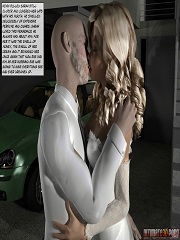 Ultimate3DPorn – Wedding Night Surprise – Sex And Porn Comics