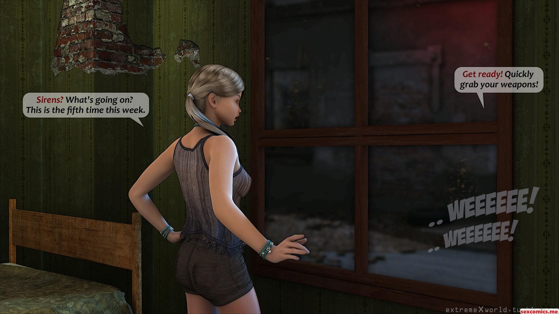 Apocalyptica Porn extremexworld – apocalyptica   3d porn comics