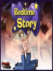 IncestChronicles3D – Bedtime Story 1 | 3D Incest Porn Comics