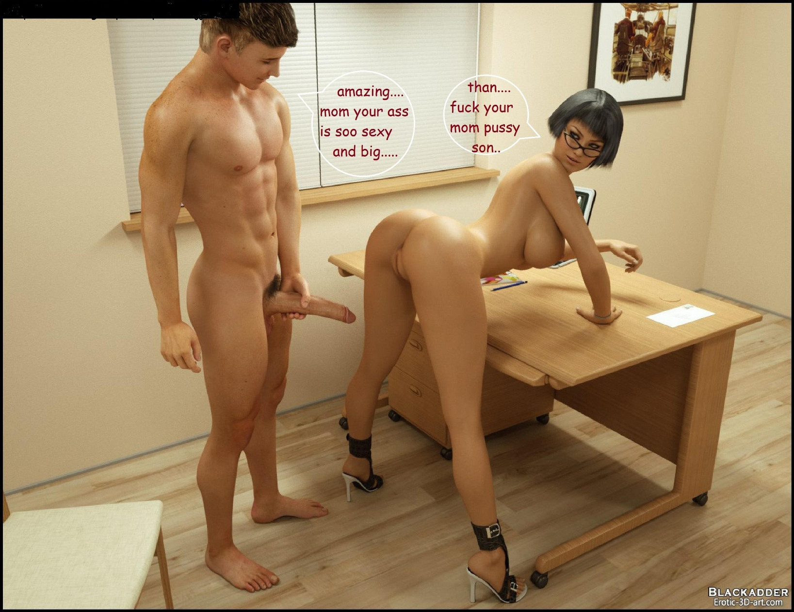 Amazing 3D Porn Art busted – featuring candy & jake – erotic 3d art