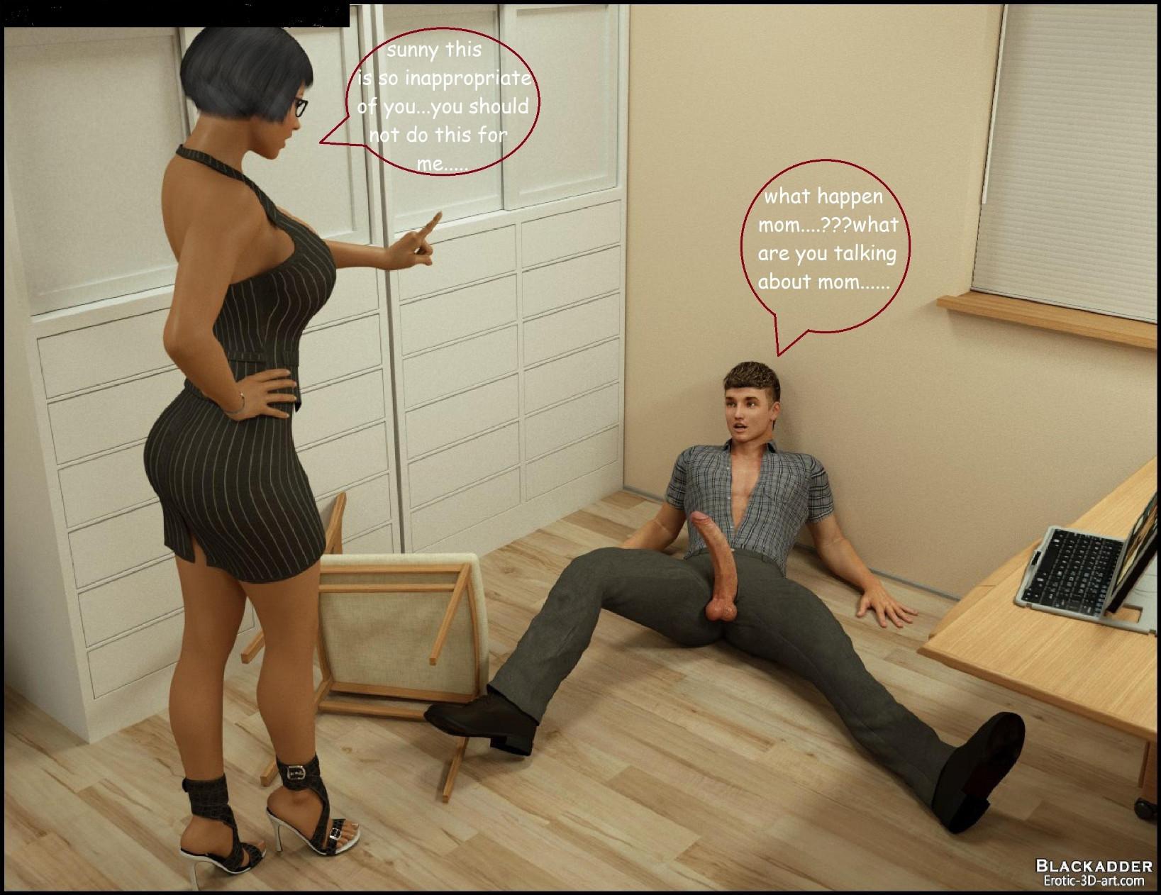 Порно мультики и хентай видео с мамочками