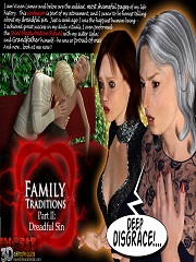 IncestChronicles3D – Family Traditions 2 – Dreadful Sin – Porn Comics
