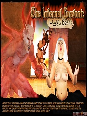 Ultimate3DPorn- The Infernal Convent 2- Hell's Bells- Sex & Porn Comics