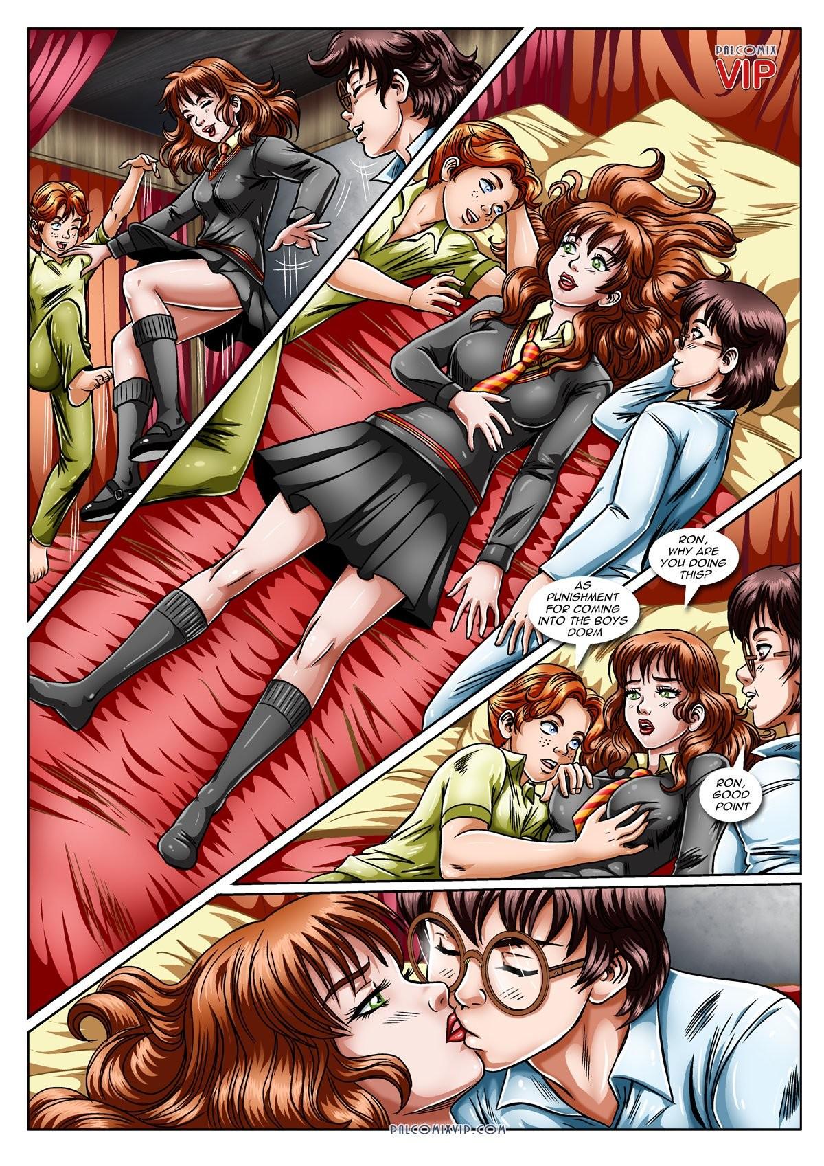 Harry Potter Hermine Porn