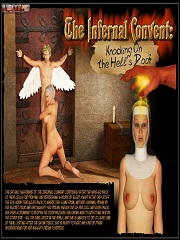 Ultimate3DPorn – The Infernal Convent 3 – Knocking On The Hell's Door