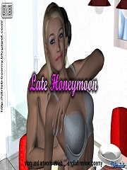 Dtrieb – Late Honeymoon | 3D Porn Comics