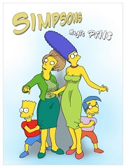 Magic Pills – The Simpsons Family Sex Parody | Porn Comics