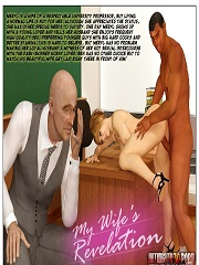 Ultimate3DPorn – My Wife's Revelation- Cuckold- Sex And Porn Comics