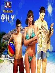Y3DF – Oily 1 – Free Incest Porn Comics
