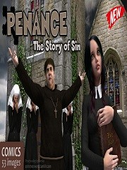 ExtremeXWorld – Penance – The Story Of Sin | 3D Porn Comics