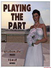 Sturkwurk – Playing The Part | 3D Porn Comics