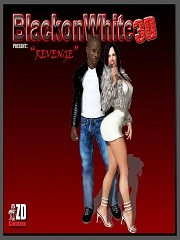 BlackonWhite3D – Revenge – Sex And Porn Comics