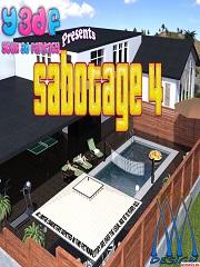 Y3DF – Sabotage 4 | 3D Incest Porn Comics
