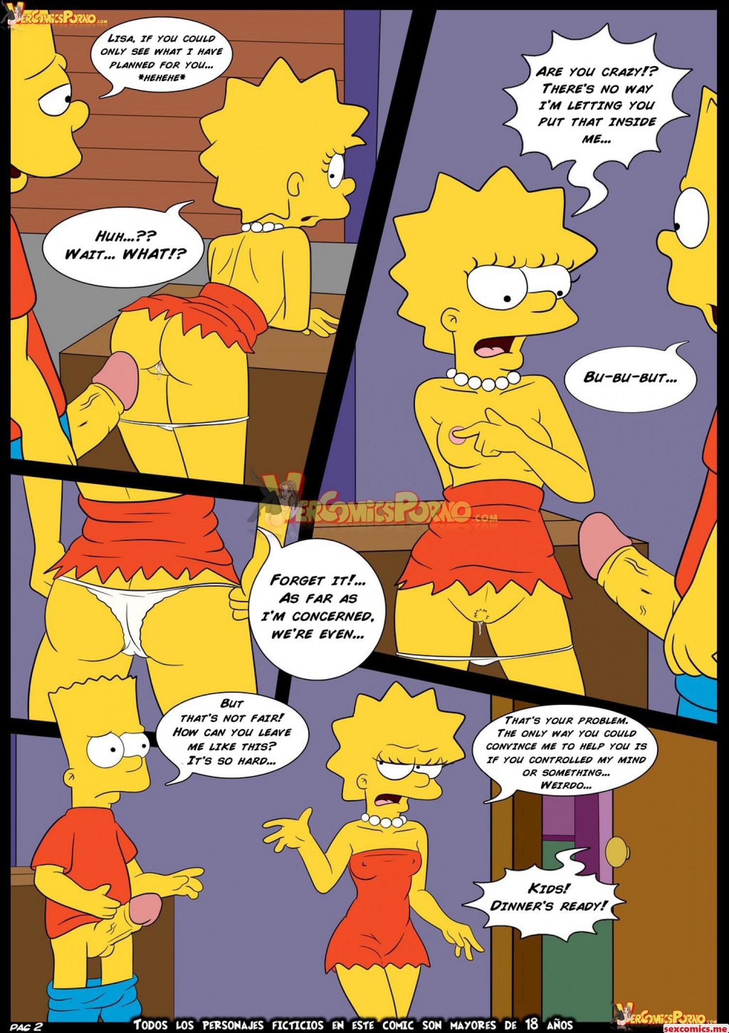 Simpsons pornos the Simpsons Comics