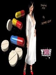 Y3DF – Sleeping Pills 1 – Mom-son Incest Comics