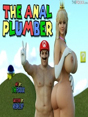 The Foxxx - The Anal Plumber - Sex And Porn Comics