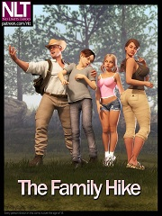 NLT Media – The Family Hike | 3D Incest Porn Comics