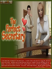 The Perfect Secretary – Ultimate3DPorn – Sex And Porn Comics