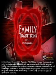 IncestChronicles3D - Family Traditions 1 - The Preparation - Sex Comics