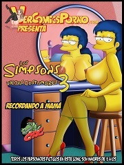 Old Habits 3 – The Simpsons Family Incest Sex Parody by Croc