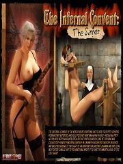 Ultimate3DPorn- The Infernal Convent 1- The Sinner- Sex & Porn Comics