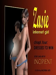 Incipient – Zasie Internet Girl 4 – Dressed To Win + New Sensations