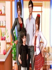 Illusion – Immoral Family 1 | Free 3D Incest Sex Comics Online