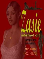 Incipient - Zasie Internet Girl 1 - Invitation - Sex And Porn Comics