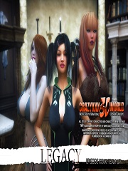 CrazyXXX3DWorld - Legacy 40-45 - Sex And Porn Comics