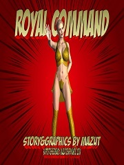 Mazut – Royal Command – Sex And Porn Comics
