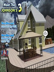 Y3DF – Meet the Johnson's 3 – 3D Incest Porn Comics