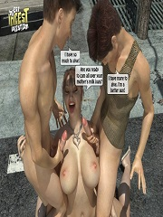Mom And Her Bad Boy – 3D Incest – Sex And Porn Comics