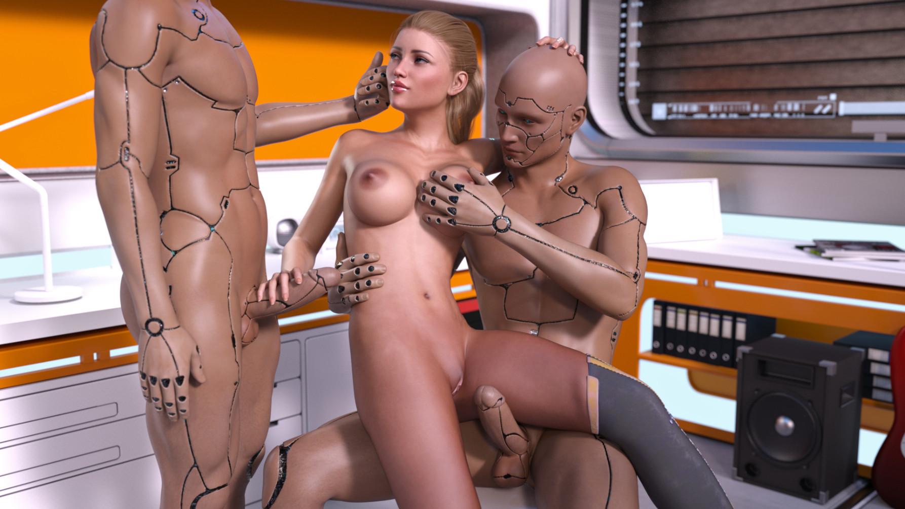 порно фото секса роботов