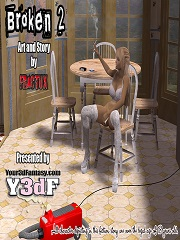 Y3DF – Nadia and Jimmy – Broken 2 – Sex And Porn Comics