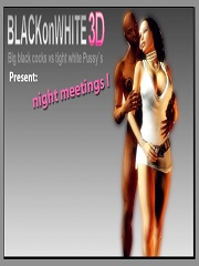 BlackonWhite3D - Night Meetings 1 - Sex And Porn Comics