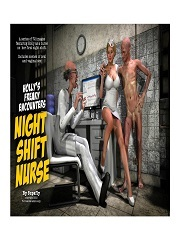 Supafly – Holly's Freaky Encounters – Night Shift Nurse- Porn Comics