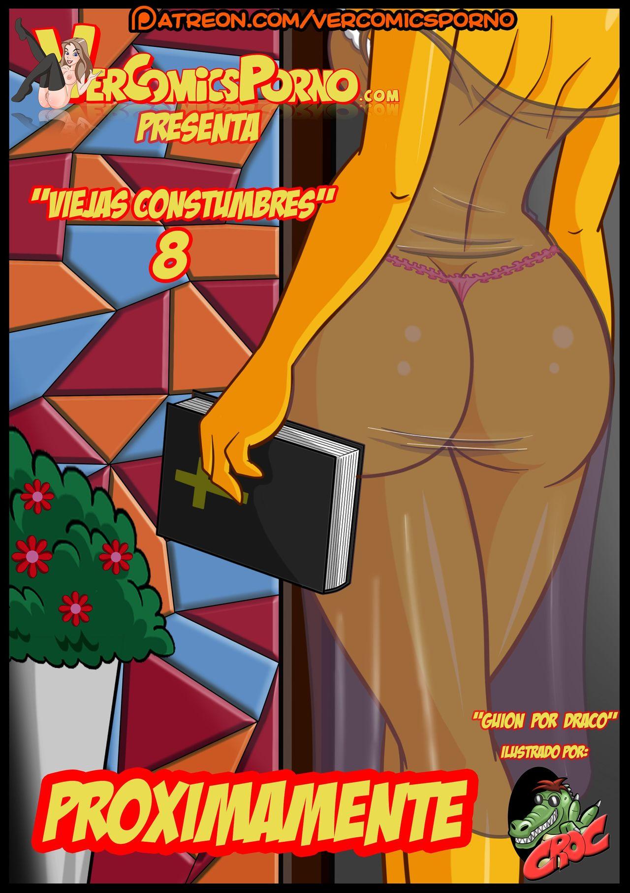 3D Porno Simpson old habits 8 – the simpsons parody sex comicscroc – porn