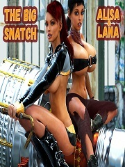Smerinka – The Big Snatch – Sex And Porn Comics